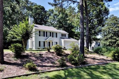 Single Family Home For Sale: 3640 Marlbrook Drive