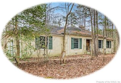 Windsor Forest Single Family Home For Sale: 9 Buford Road