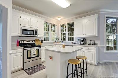 Yorktown Single Family Home For Sale: 210 East Wedgwood Drive