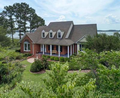 Single Family Home For Sale: 3459 Stonewall Road