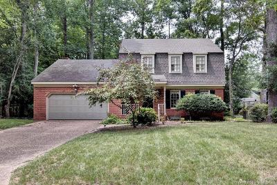 Williamsburg Single Family Home For Sale: 87 Governor Berkeley Road
