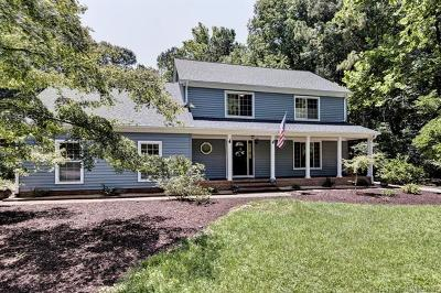 Williamsburg VA Single Family Home Sold: $380,000