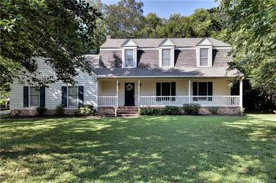 Williamsburg Single Family Home For Sale: 3344 Timber Ridge
