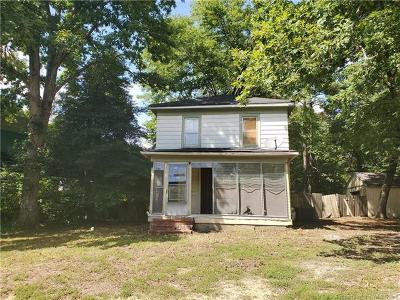 Single Family Home For Sale: 6286 Richmond Road