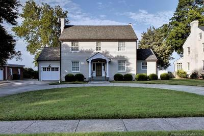 Single Family Home For Sale: 503 River Road