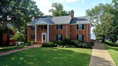 Single Family Home For Sale: 1409 Riversedge Road