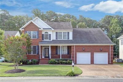 Yorktown Single Family Home For Sale: 103 Pawpaw Place