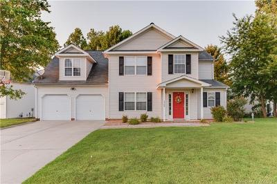 Toano Single Family Home For Sale: 3500 Winslow Court