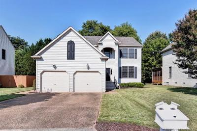 Yorktown Single Family Home For Sale: 300 Blevins Run