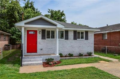 Hampton Single Family Home For Sale: 204 Taylor Avenue W