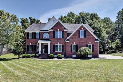 Williamsburg Single Family Home For Sale: 4075 Dunbarton Circle
