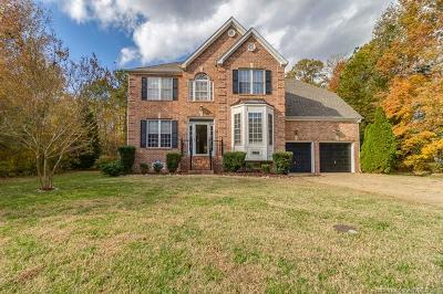 Williamsburg Single Family Home For Sale: 4028 Windsor Ridge