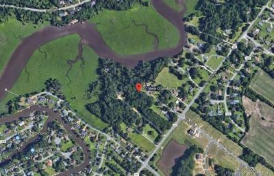 Residential Lots & Land For Sale: 331 Neck O Land Road