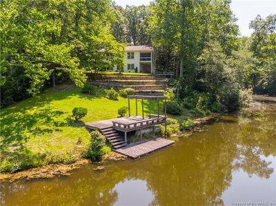 Williamsburg Single Family Home For Sale: 4166 Mount Laurel Road