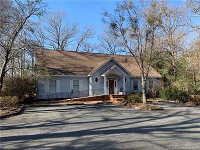 Williamsburg VA Single Family Home For Sale: $389,000