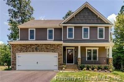 New Kent Single Family Home For Sale: 11465 Oakfork Drive