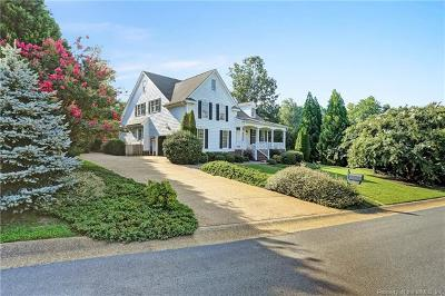 Williamsburg Single Family Home For Sale: 5200 Pierside Reach