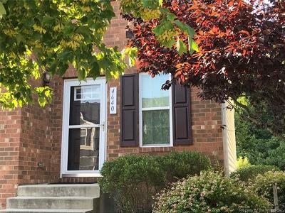 Condo/Townhouse For Sale: 4640 Noland Boulevard