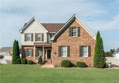 Single Family Home For Sale: 4036 Dunbarton Circle