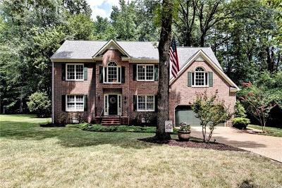 Single Family Home For Sale: 2008 Back River Lane