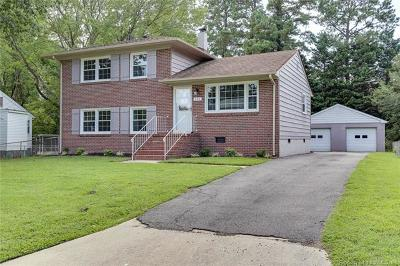 Single Family Home For Sale: 151 Banneker Drive
