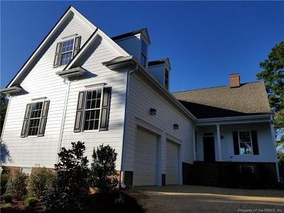 Williamsburg Single Family Home For Sale: 125 Hollinwell