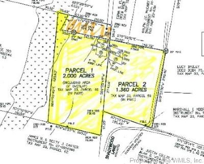 Gloucester Residential Lots & Land For Sale: Shadywoods Lane