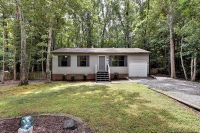 Williamsburg Single Family Home For Sale: 3840 Fox Run