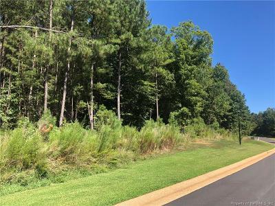 Williamsburg Residential Lots & Land For Sale: 3460 Westport