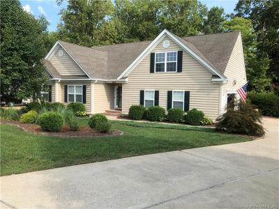 Williamsburg Single Family Home For Sale: 4083 Dunbarton Circle