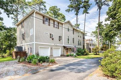 Single Family Home For Sale: 247 Hunts Neck Road