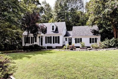James City County, Williamsburg County, York County Single Family Home For Sale: 3317 Dartmoor Court