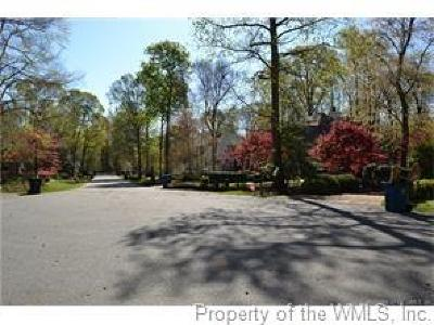 Williamsburg Residential Lots & Land For Sale: 129 Westward Ho