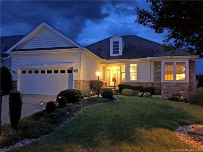 Williamsburg Single Family Home For Sale: 6623 Chapel Crossing