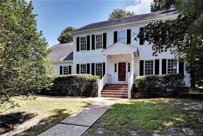 Williamsburg Single Family Home For Sale: 104 Berrow