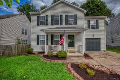Williamsburg Single Family Home For Sale: 211 Old Hollow Road