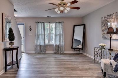 Single Family Home For Sale: 210 Bruton Drive