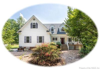 New Kent Single Family Home For Sale: 15275 New Kent Highway