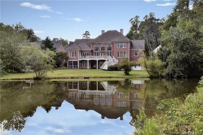 Williamsburg Single Family Home For Sale: 120 Castel Pines