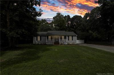 Gloucester Single Family Home For Sale: 12422 Cedar Trail