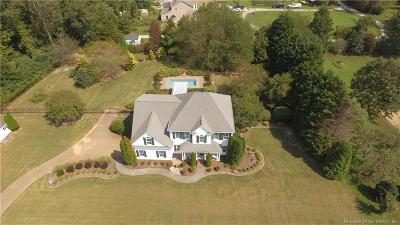Williamsburg Single Family Home For Sale: 106 Shady Bluff Point
