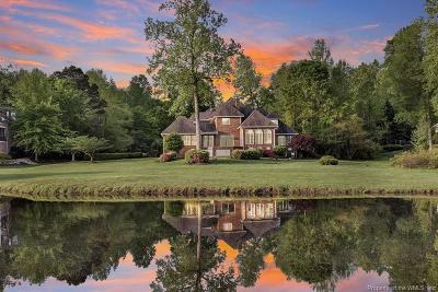 Williamsburg Single Family Home For Sale: 9 Popeley Court