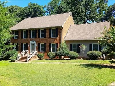 Fords Colony, Kingsmill Single Family Home For Sale: 112 Ambrose Hill