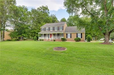 Single Family Home For Sale: 3064 Heritage Landing Road