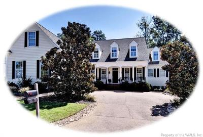 Williamsburg Single Family Home For Sale: 123 South Turnberry