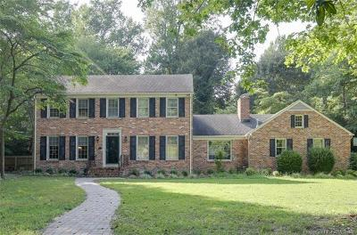 Williamsburg Single Family Home For Sale: 113 Sherwood Drive
