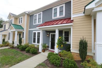 Williamsburg Condo/Townhouse For Sale: 4311 Candace Lane