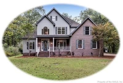Williamsburg Single Family Home For Sale: 5537 Swan Road