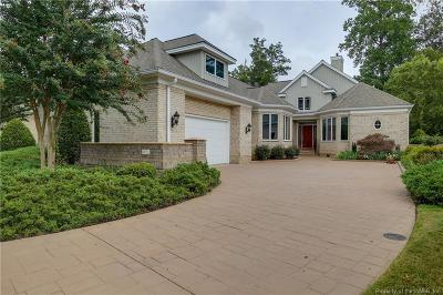 Single Family Home For Sale: 410 Rivers Edge