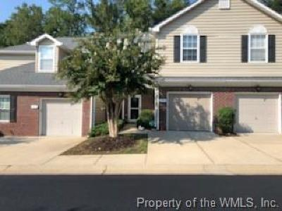 Williamsburg Condo/Townhouse For Sale: 3917 Cromwell Lane